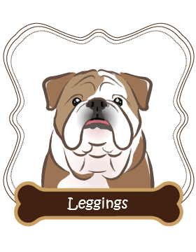 Bulldog Leggings