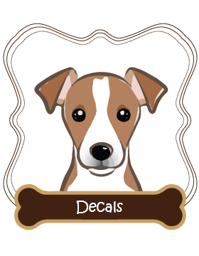 Jack Russell Decals