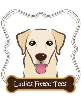 Labrador Retriever Ladies Fitted Tees