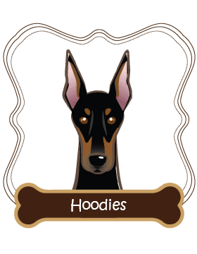 Doberman Pinscher Hoodies