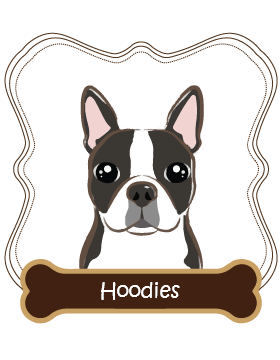 Boston Terrier Hoodies
