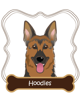 German Shepherd Hoodies