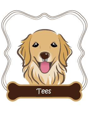 Golden Retriever Tees