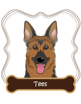 German Shepherd Tees