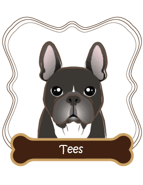 French Bulldog Tees