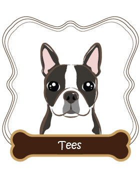 Boston Terrier Tees