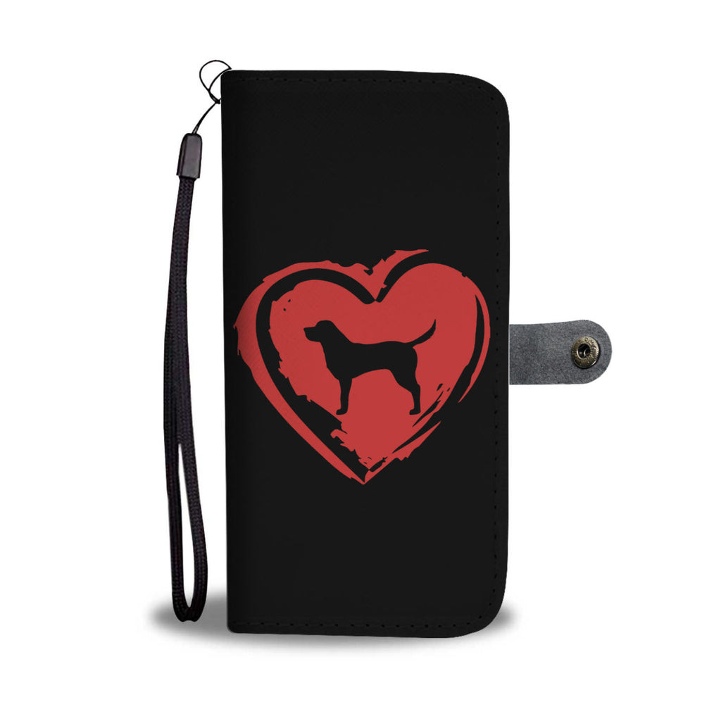 Labrador Heart Phone Case