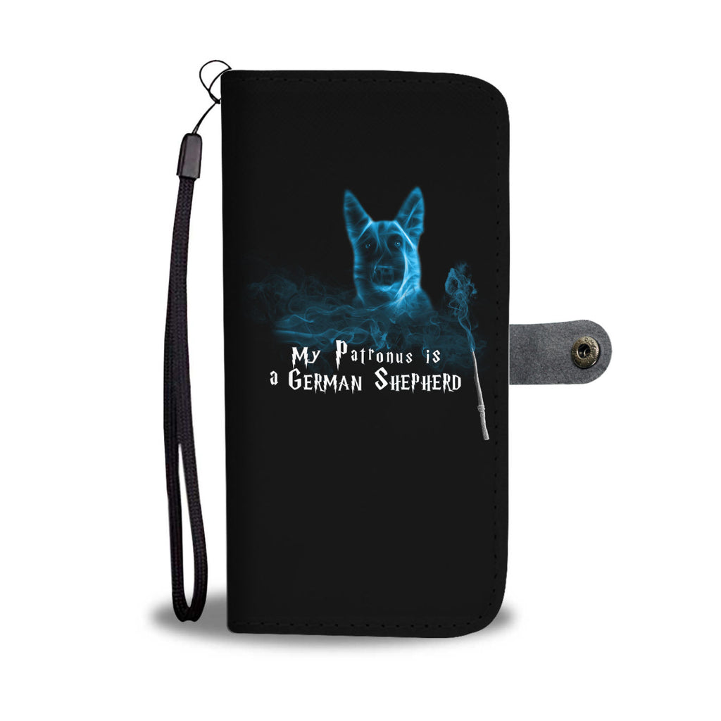 German Shepherd Patronus Phone Case
