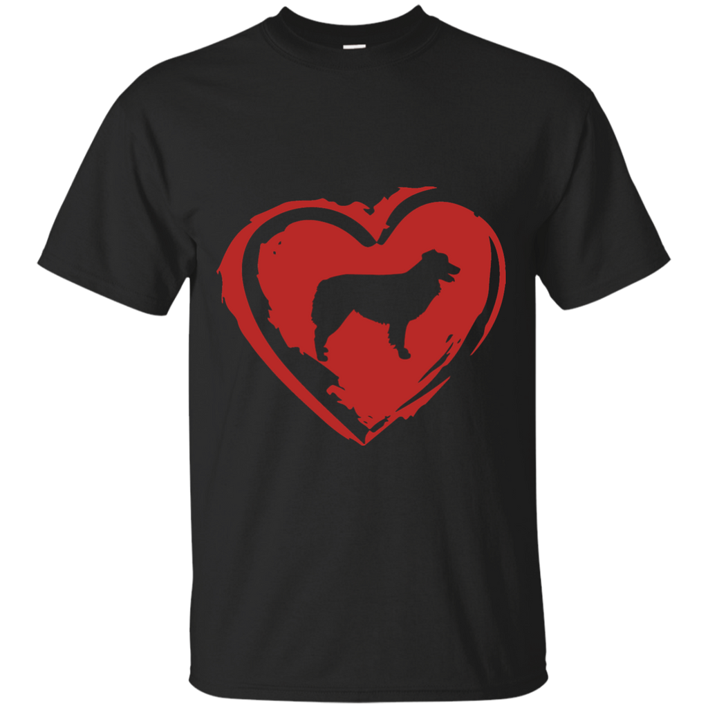 Love My Border Collie Ultra Cotton T-Shirt