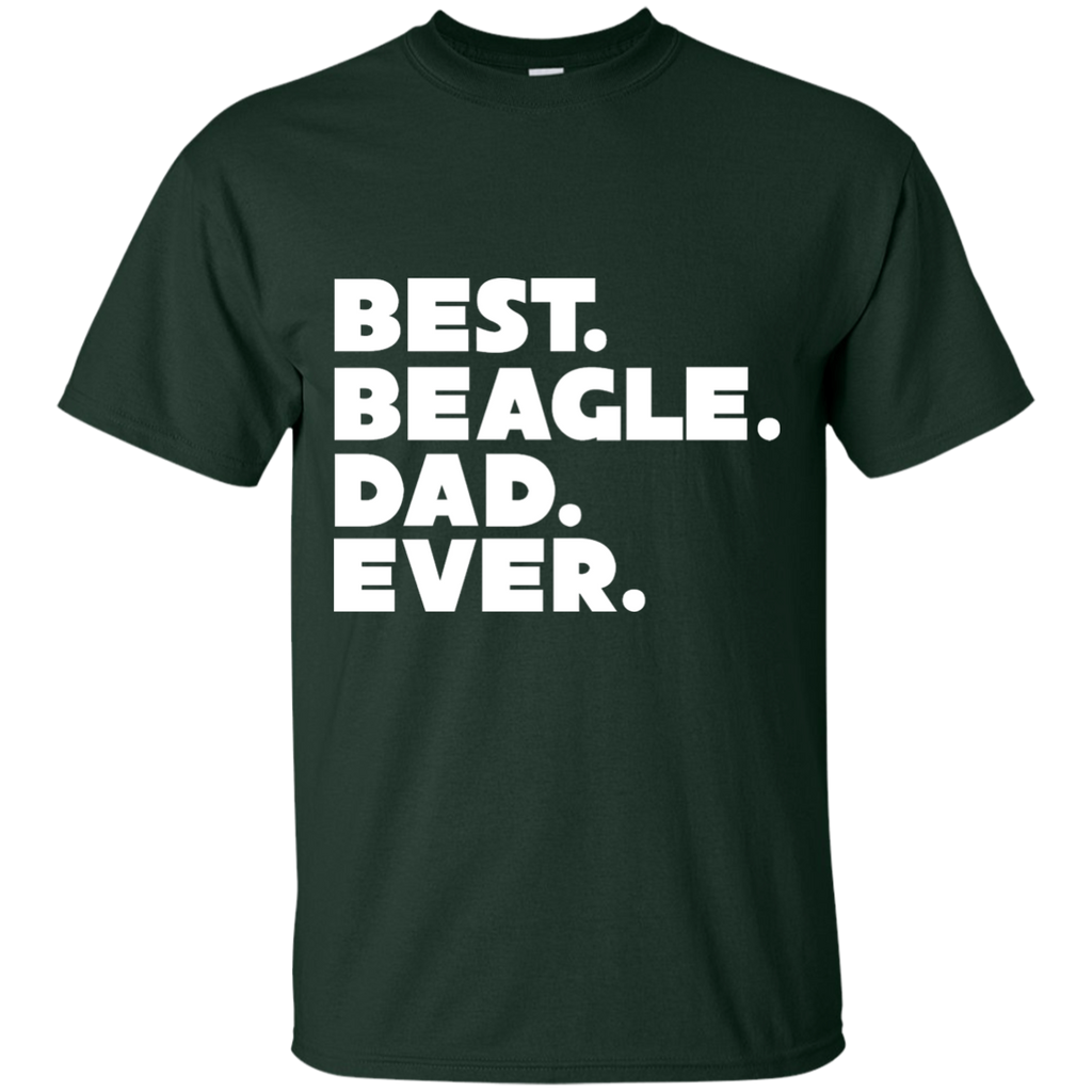 Best Beagle Dad Ultra Cotton T-Shirt