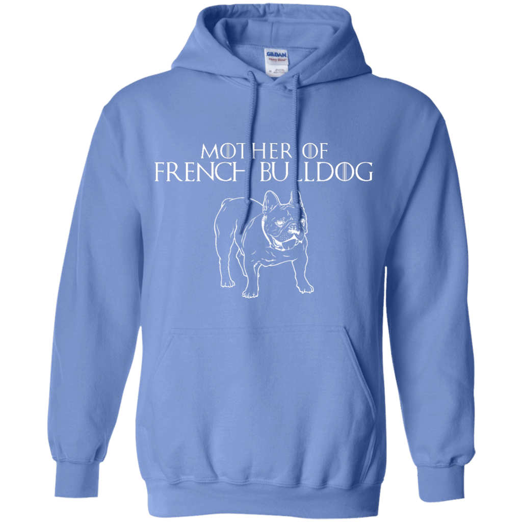 Mother Of French Bulldog Pullover Hoodie