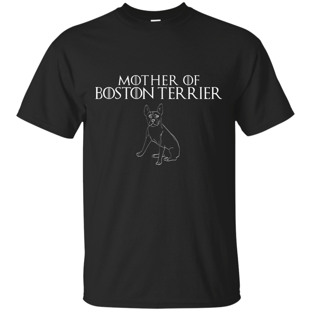 Mother Of Boston Terrier Ultra Cotton T-Shirt