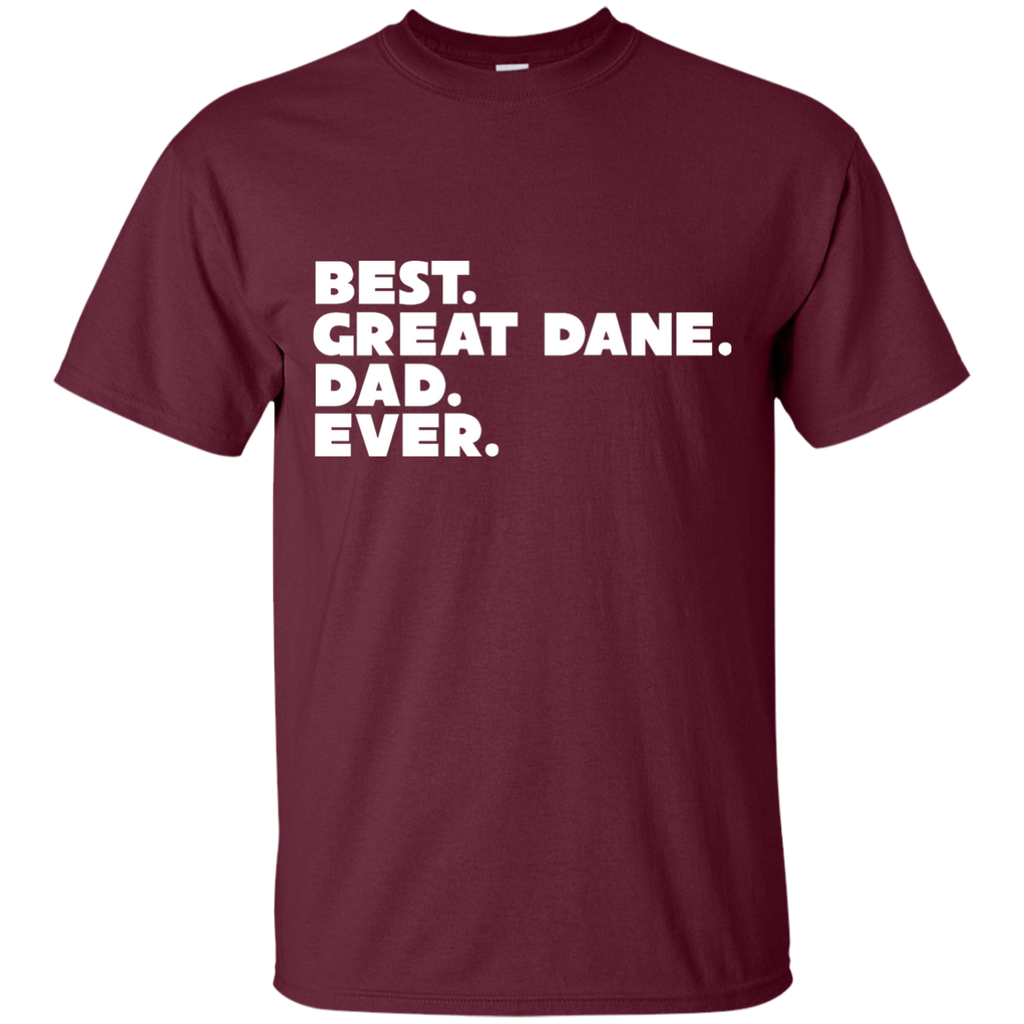 Best Great Dane Dad Ultra Cotton T-Shirt