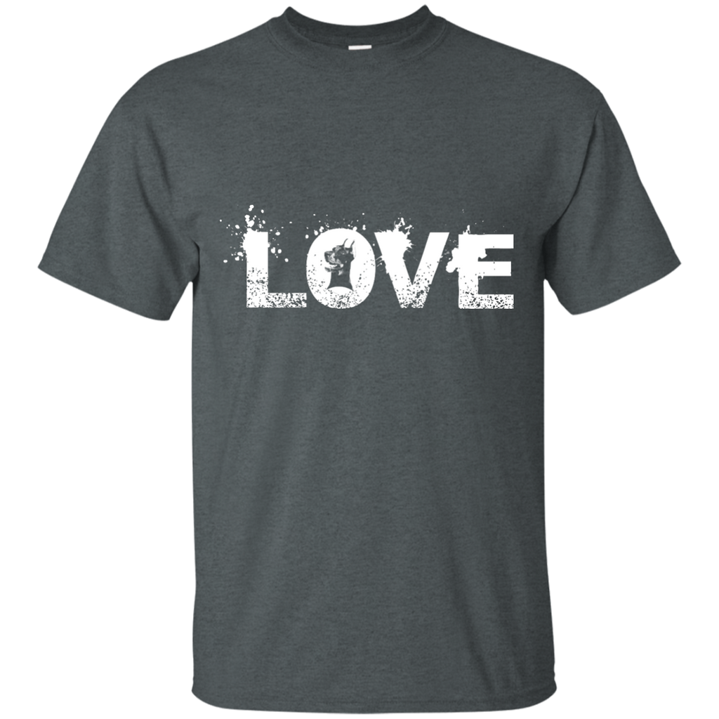 Love Doberman Ultra Cotton T-Shirt