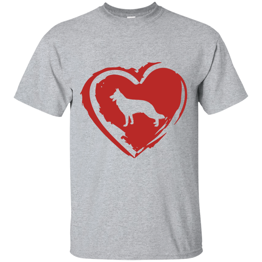 Love My GSD Ultra Cotton T-Shirt