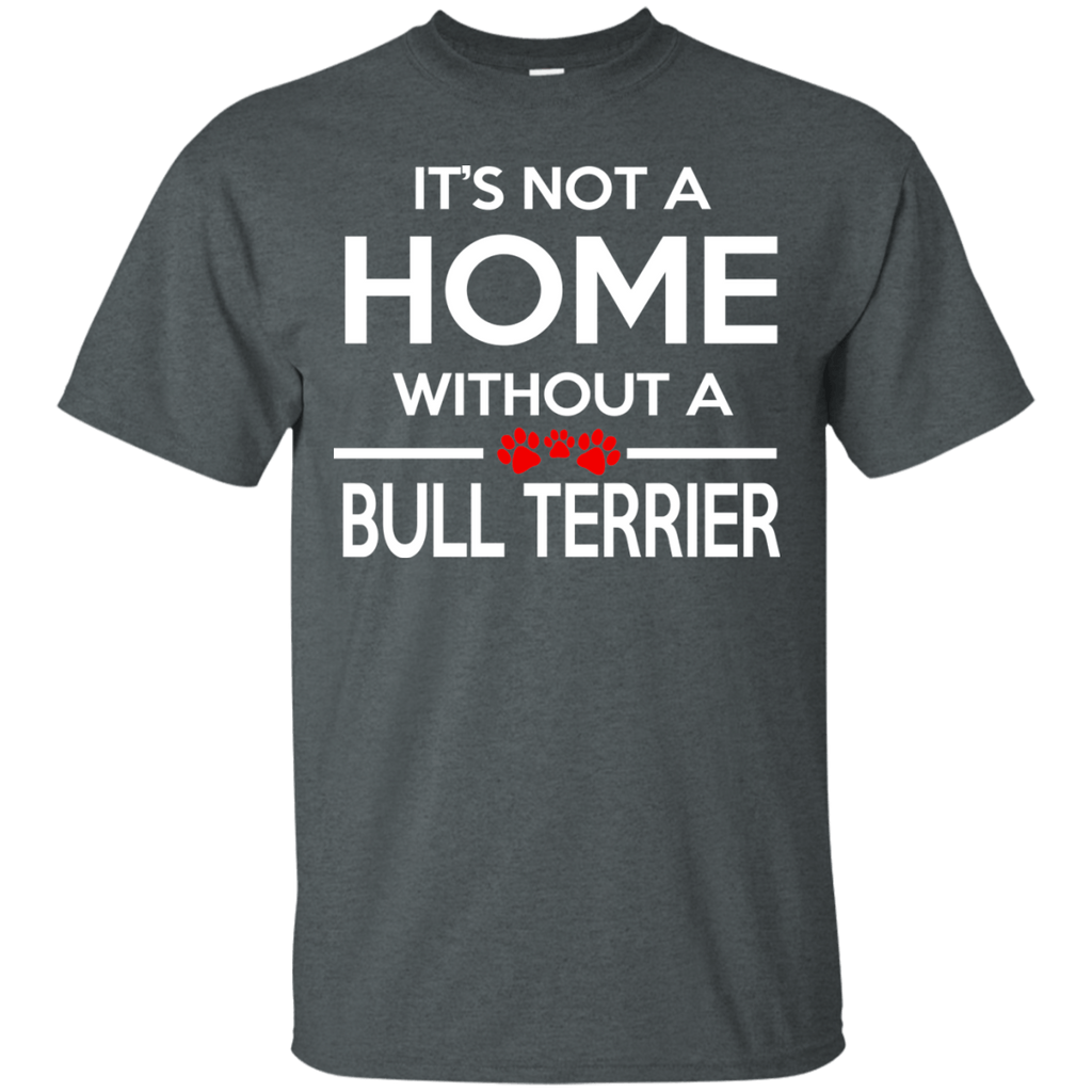 Bull Terrier Home Ultra Cotton T-Shirt