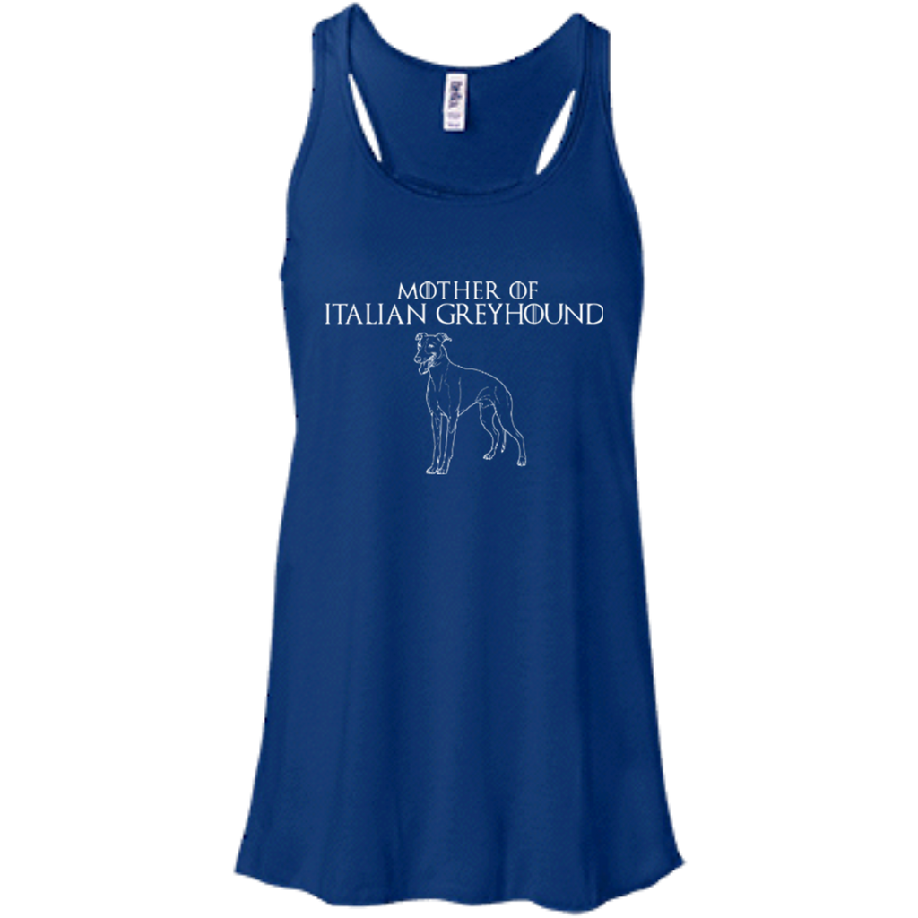 Mother Of Greyhound Racerback Tank