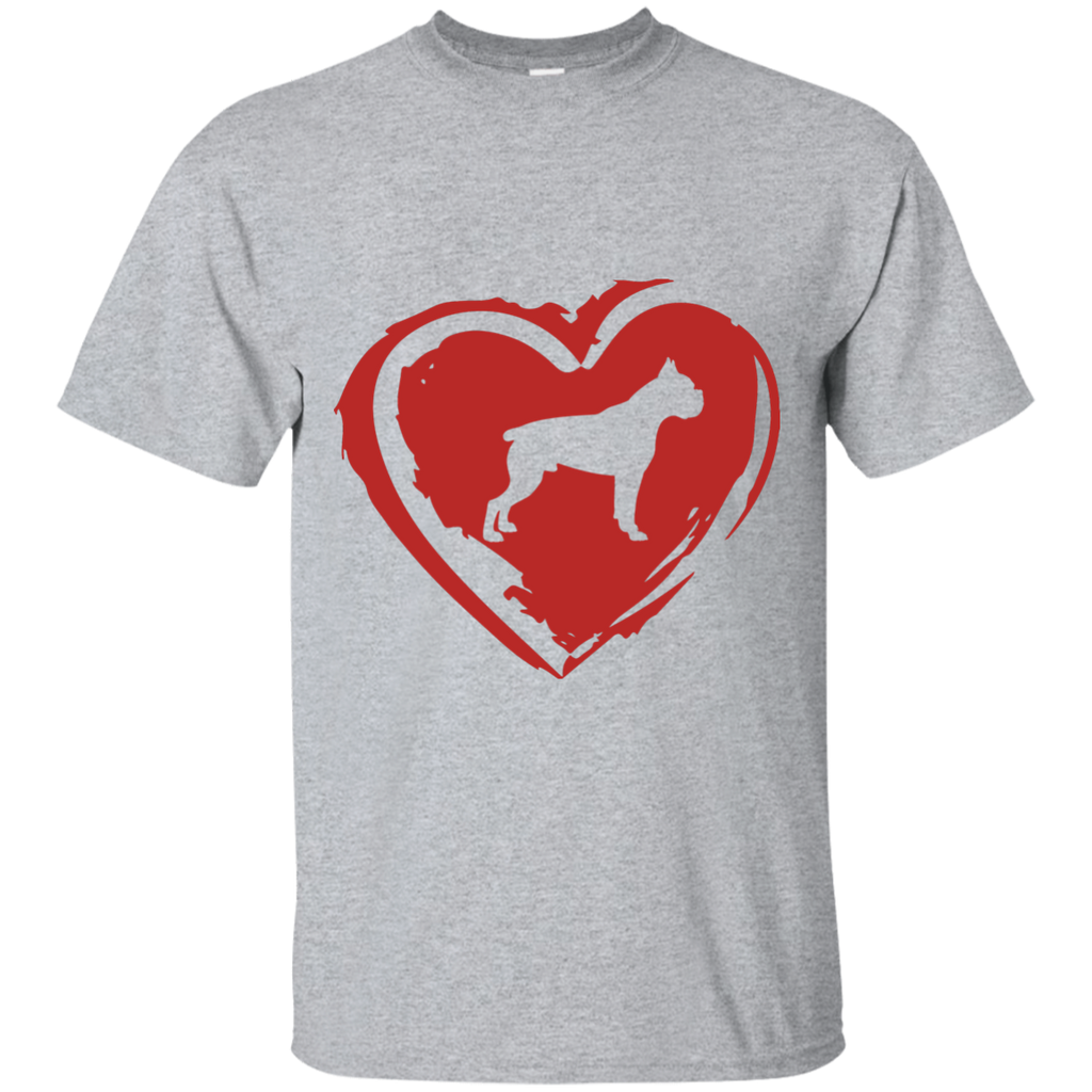 Love My Boxer Ultra Cotton T-Shirt
