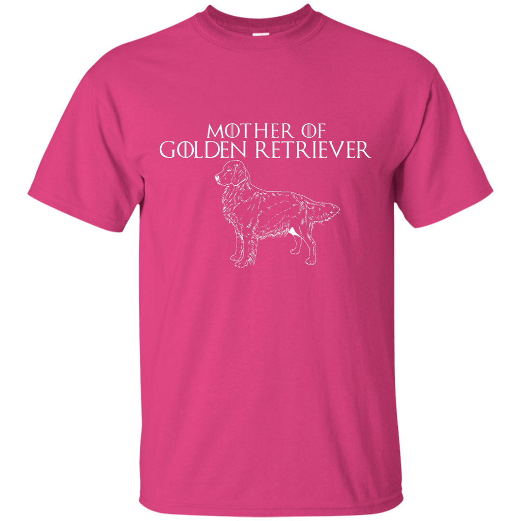 Mother Of Golden Retriever Ultra Cotton T-Shirt