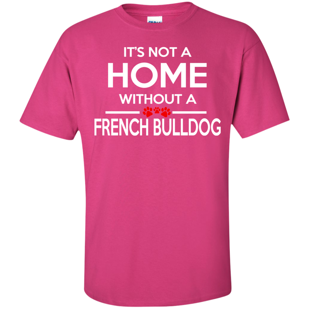 French Bulldog Home Ultra Cotton T-Shirt
