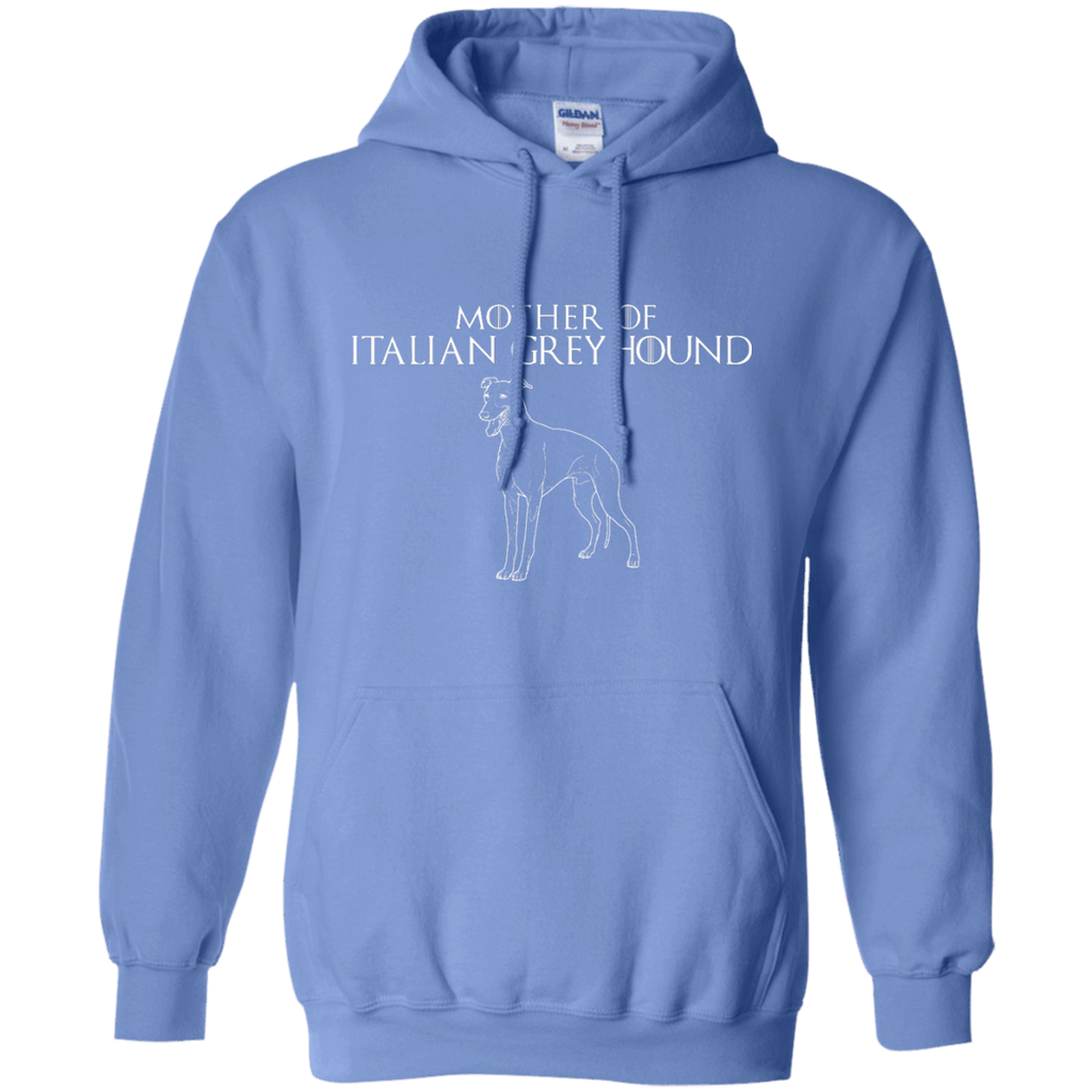 Mother Of Italian Greyhound Pullover Hoodie