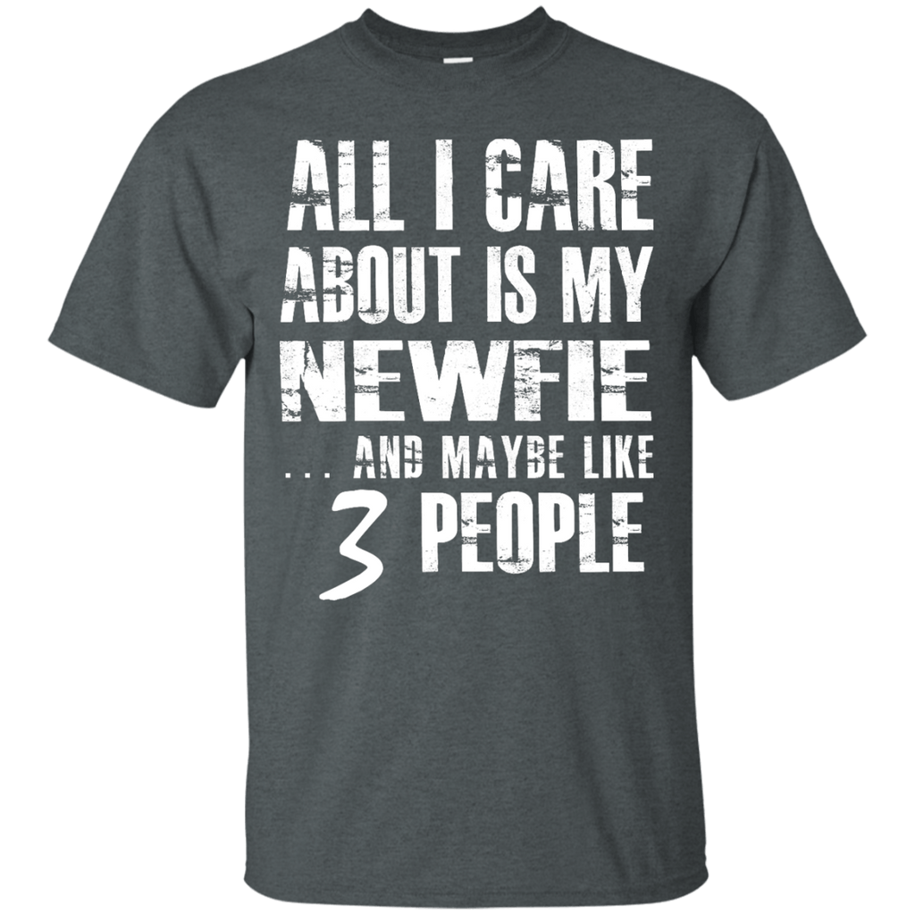 3 People Newfie Ultra Cotton T-Shirt