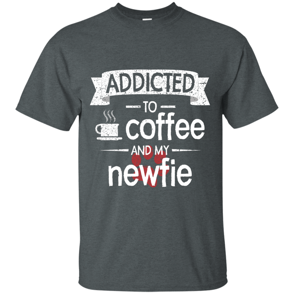 Addicted Newfie Ultra Cotton T-Shirt