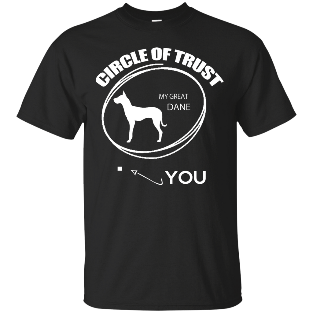 Great Dane Circle Of Trust Ultra Cotton T-Shirt