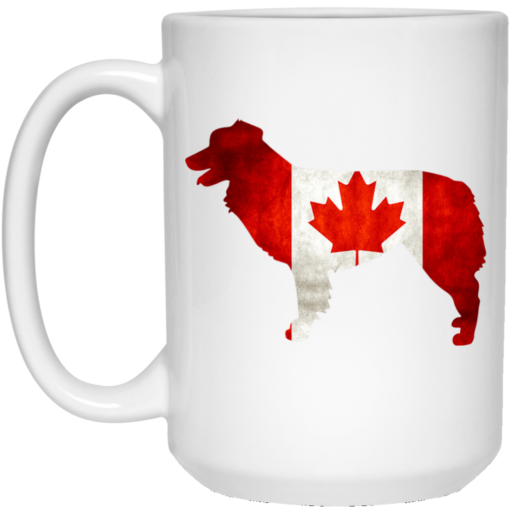 Border Collie Mug - 15oz