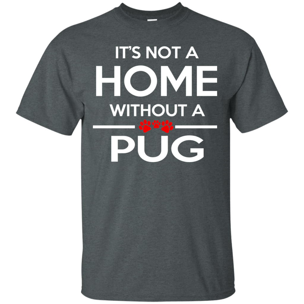 Pug Home Ultra Cotton T-Shirt