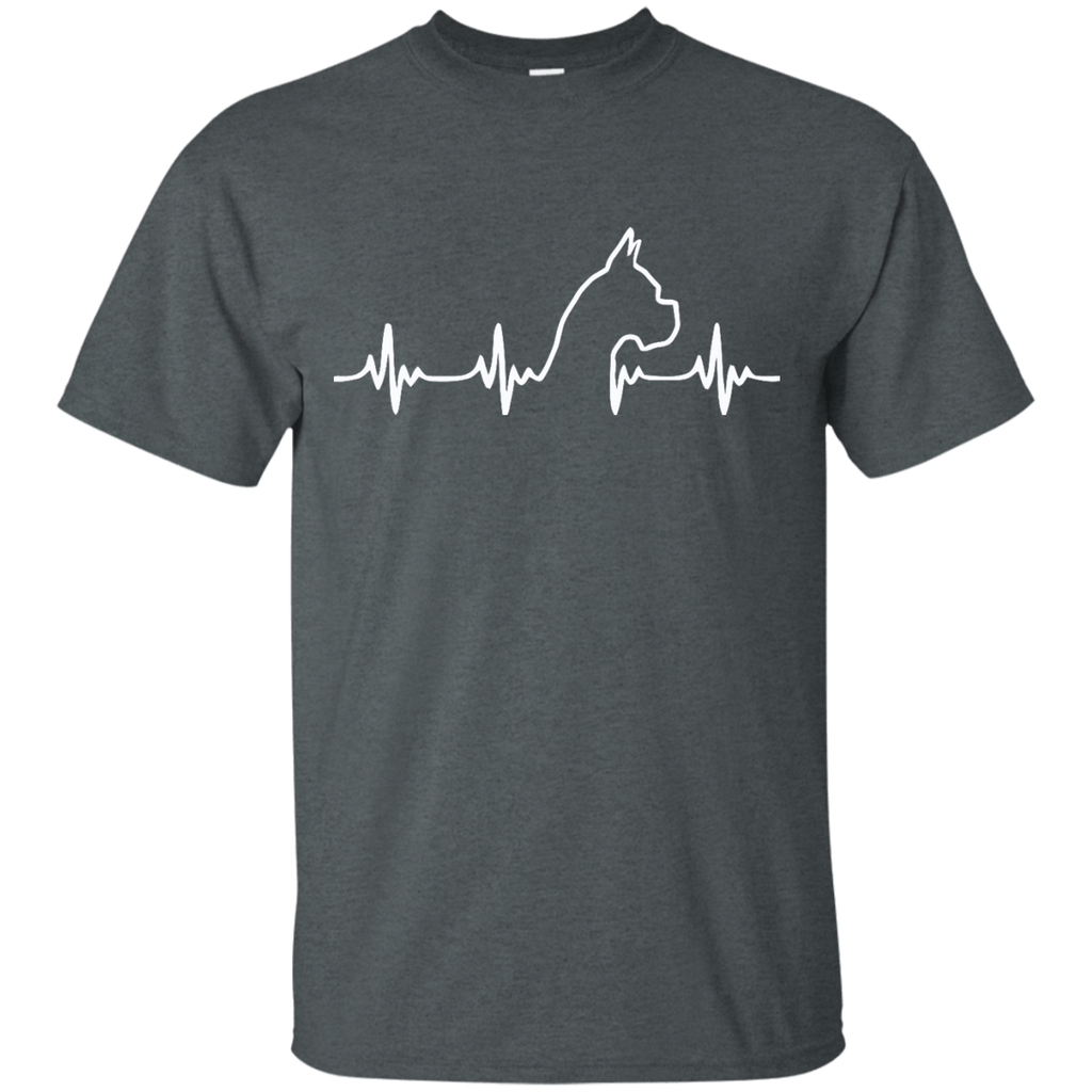 Boxer Heartbeat Ultra Cotton T-Shirt
