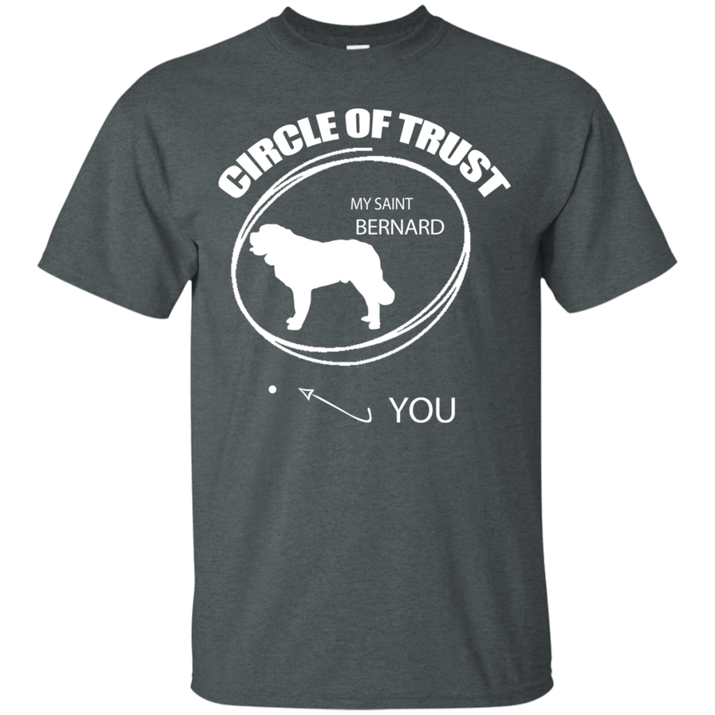 Saint Bernard Cirlcle of Trust Ultra Cotton T-Shirt