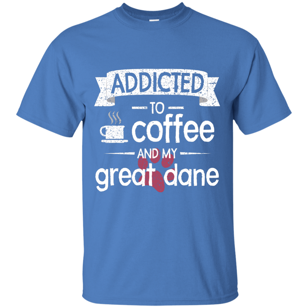 Addicted Great Dane Ultra Cotton T-Shirt