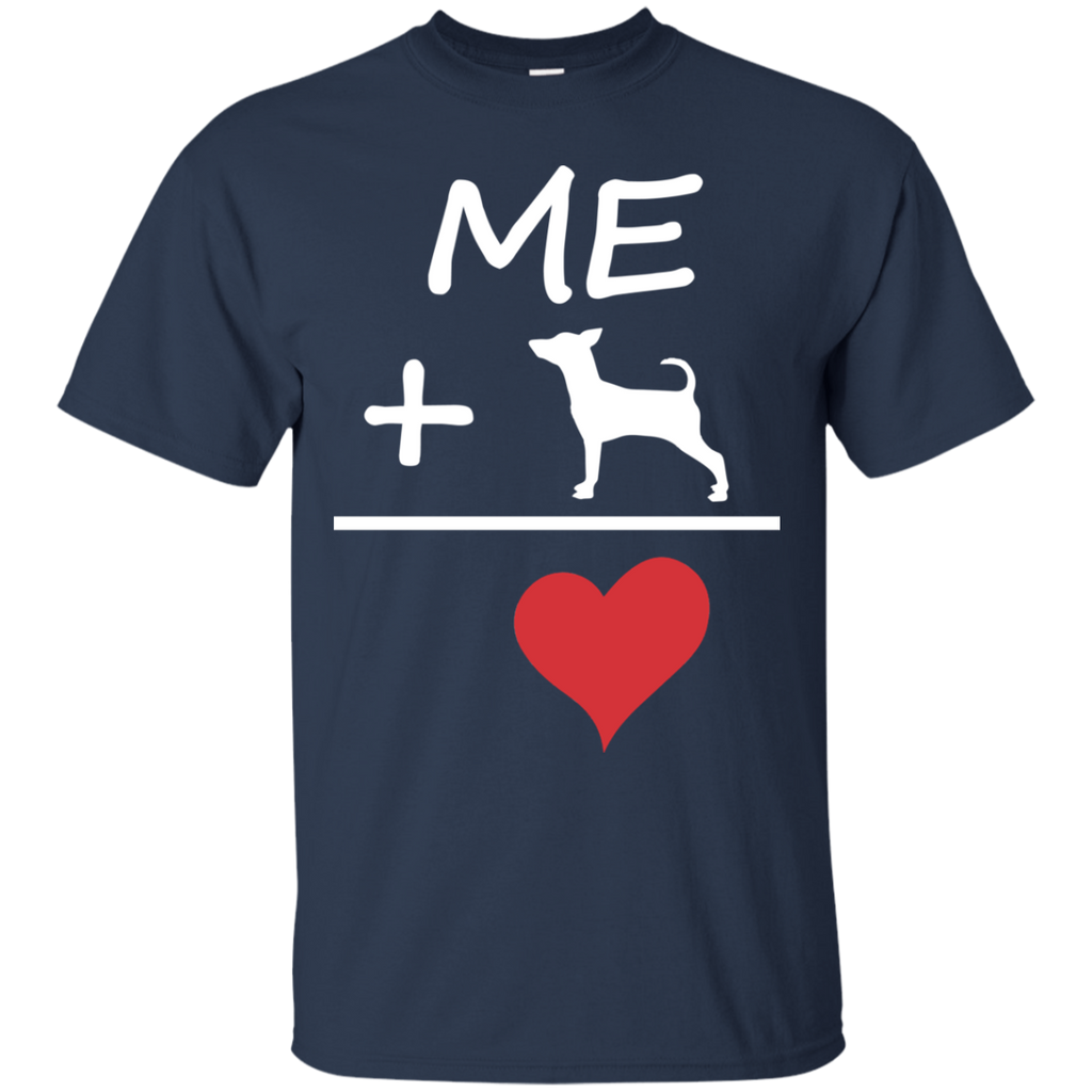Me + Miniature Pinscher Ultra Cotton T-Shirt