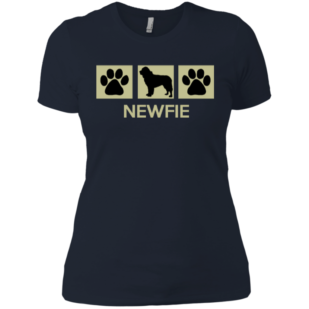 Newfie Fitted Tee