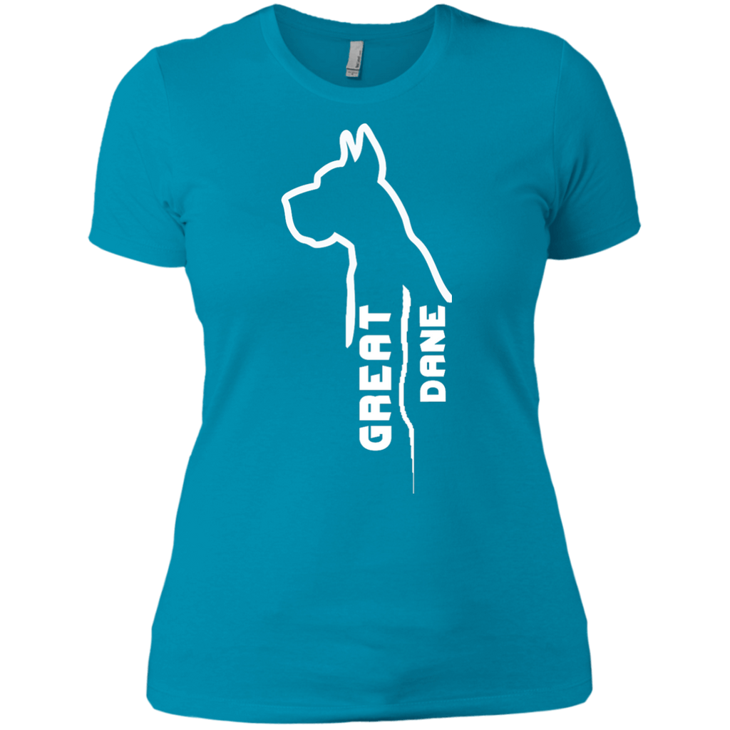 Great Dane Fitted Tee