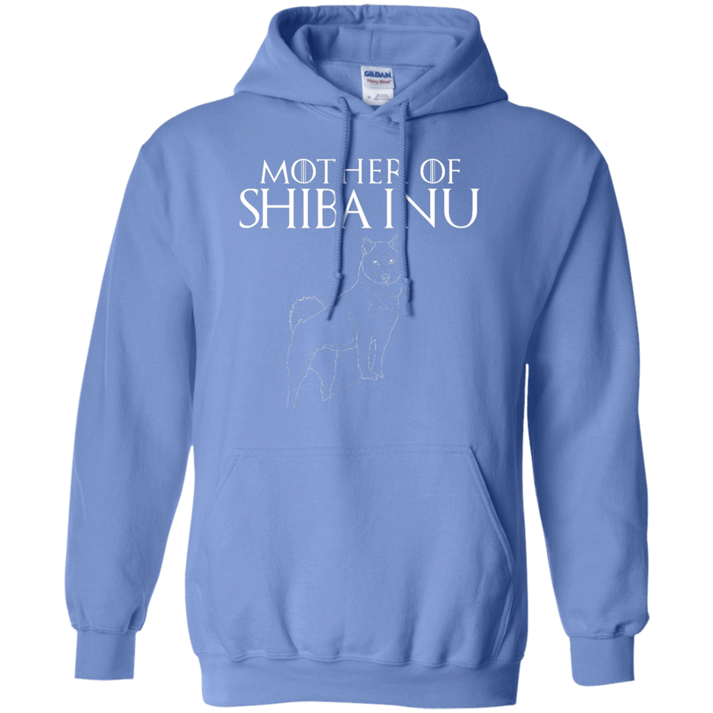 Mother Of Shiba Inu Pullover Hoodie