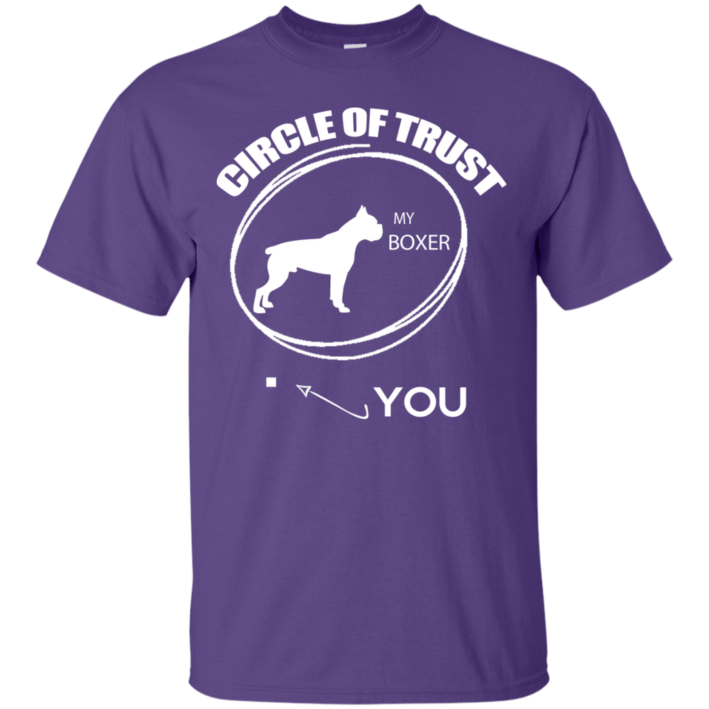 Boxer Cirlcle of Trust Ultra Cotton T-Shirt