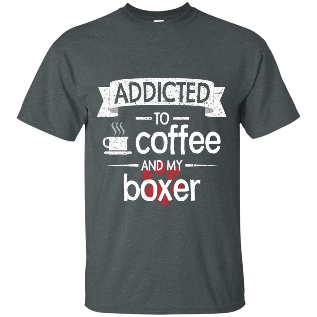 Addicted Boxer Ultra Cotton T-Shirt
