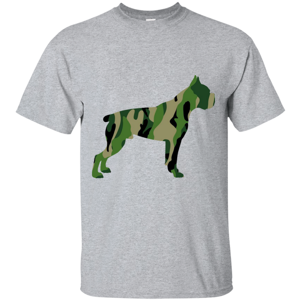 Camo Boxer Ultra Cotton T-Shirt