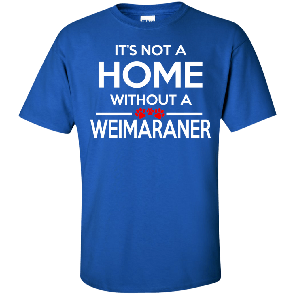 Weimaraner Home Ultra Cotton T-Shirt