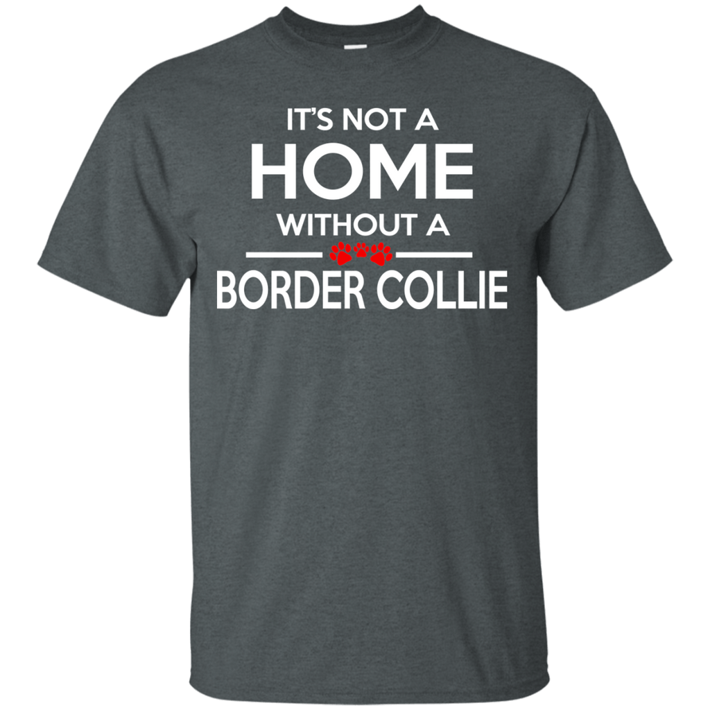 Border Collie Home Ultra Cotton T-Shirt