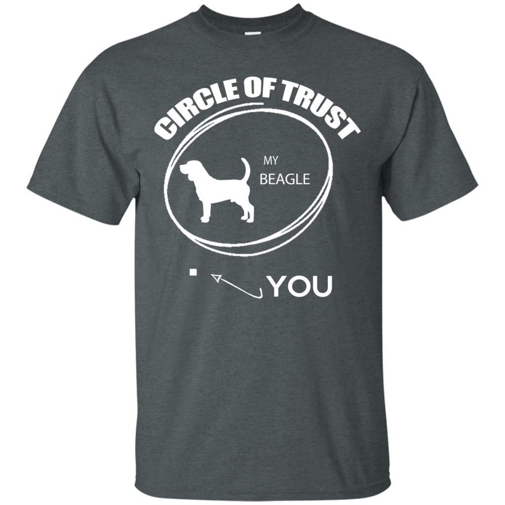 Beagle Cirlcle of Trust Ultra Cotton T-Shirt