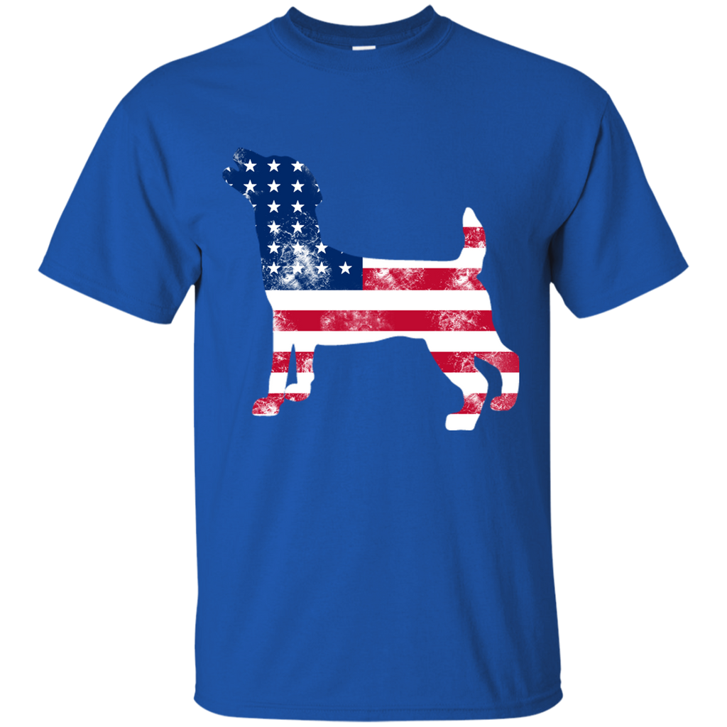 USA Jack Russell Ultra Cotton T-Shirt