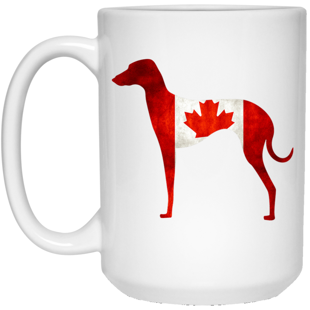 Greyhound Canada Mug - 15oz