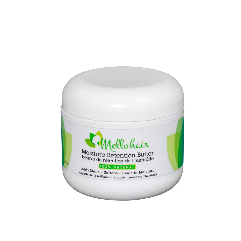 Moisture Retention Butter (4 oz)