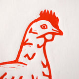 chicken print american made