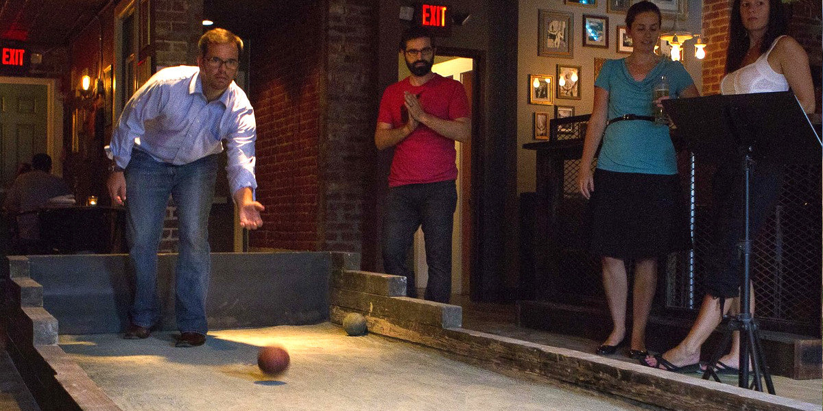 Is Bocce Ball Is Making a Comeback