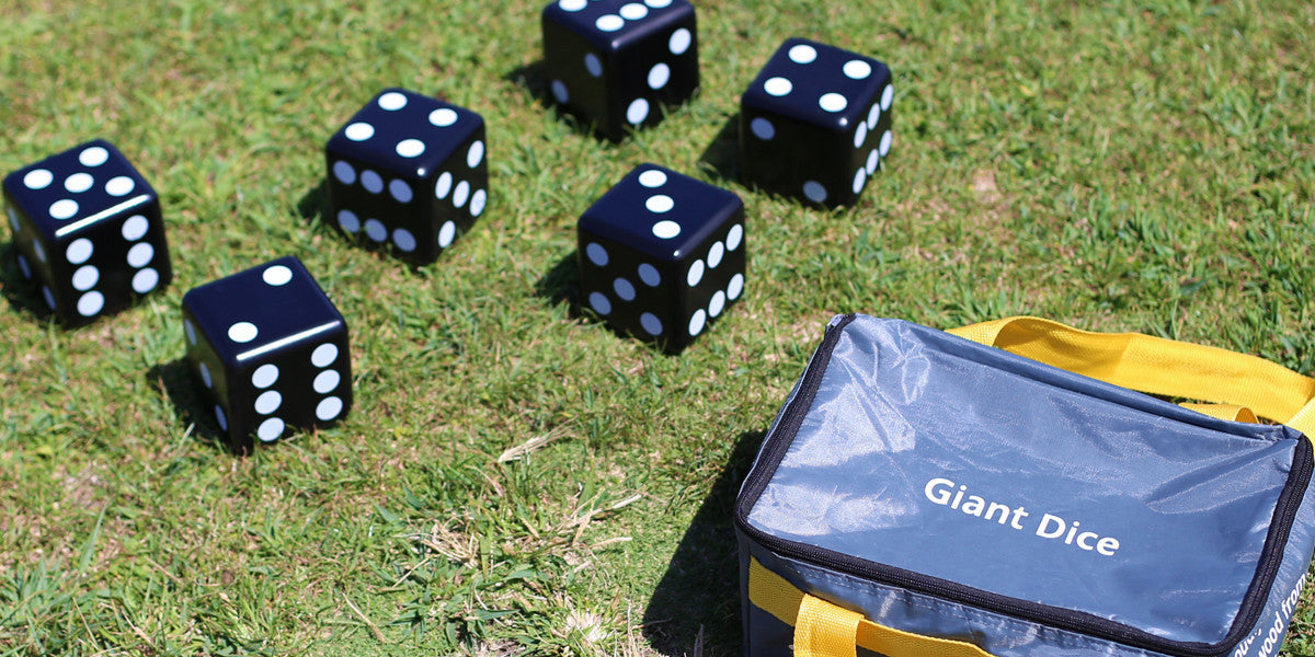 Giant Dice New Product Announcement