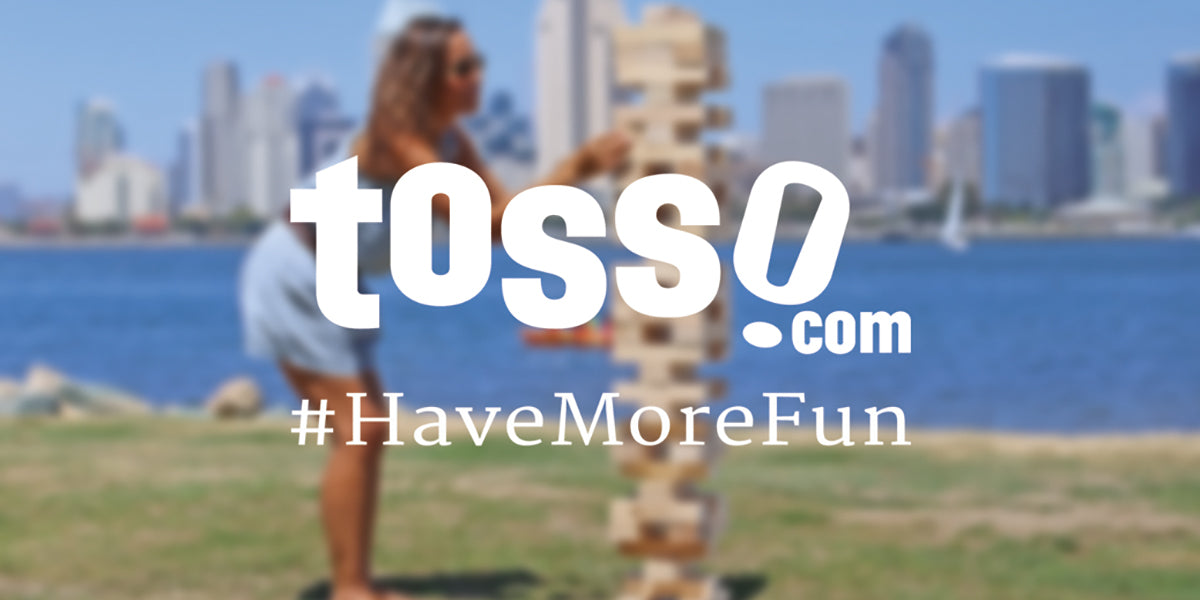 HaveMoreFun - The slogan of Tosso.com